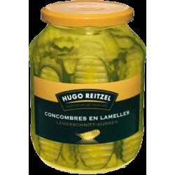 CONCOMBRES EN LAMELLES