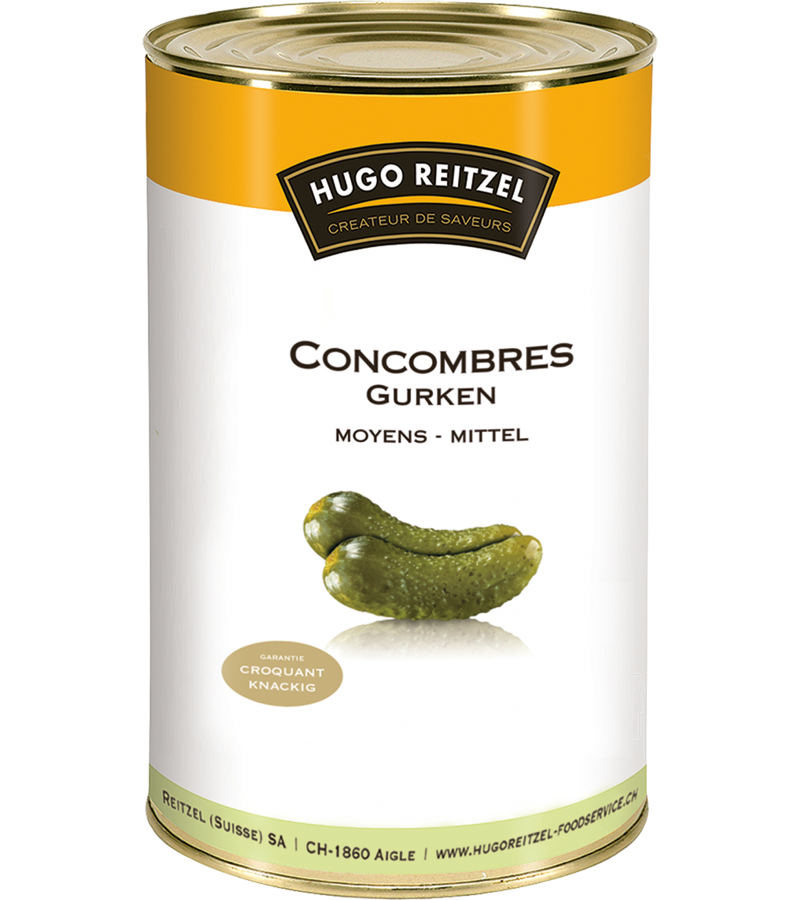 CONCOMBRES MOYENS
