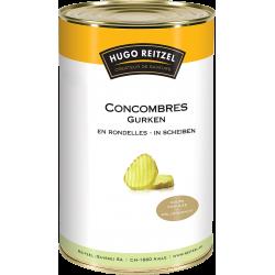 CONCOMBRES EN RONDELLES