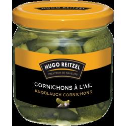 CORNICHONS A L'AIL