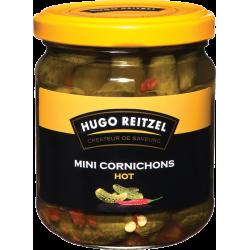 CORNICHONS MINIS HOT