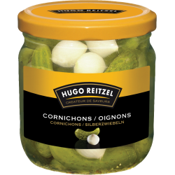 CORNICHONS/OIGNONS