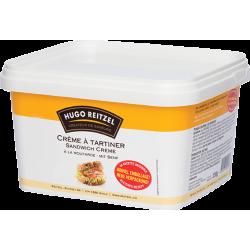 Crème à tartiner à la moutarde
