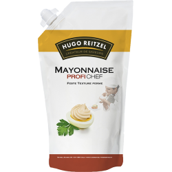 MAYONNAISE PROFI CHEF POCHE A DOUILLE 950 g HR