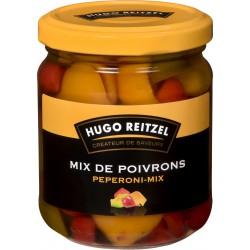 MIX DE POIVRONS