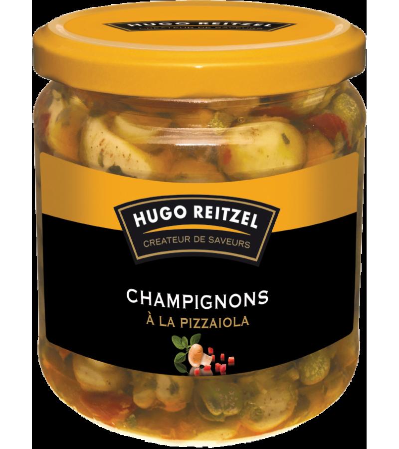 Champignons Pizzaiola