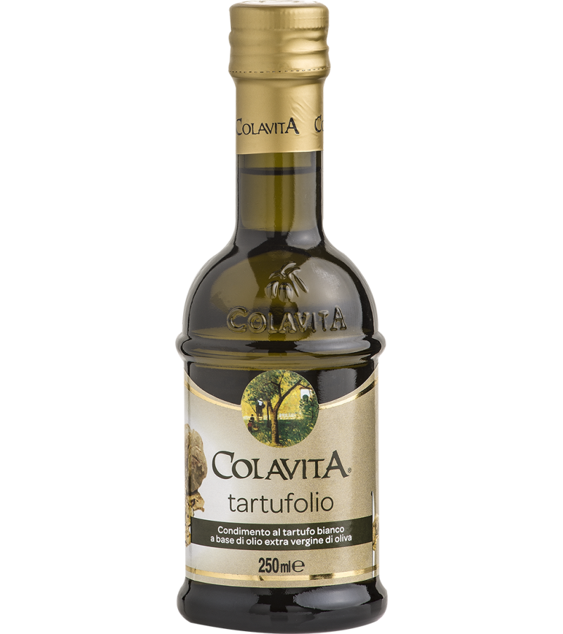 Huile d'olive extra vierge à l'arôme de truffe