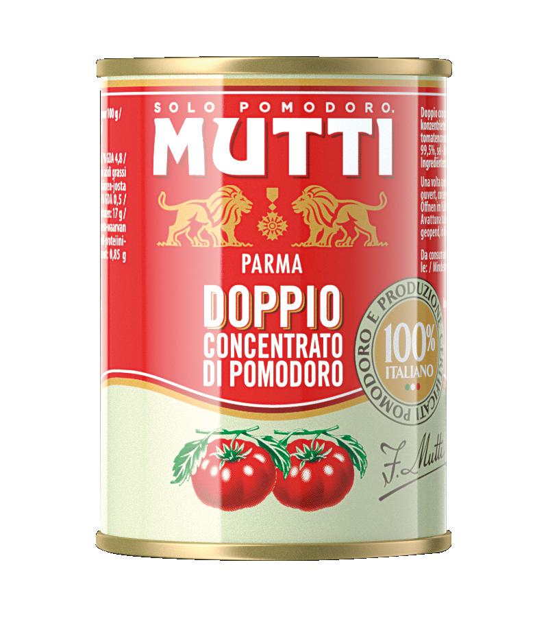 Double concentré tomates