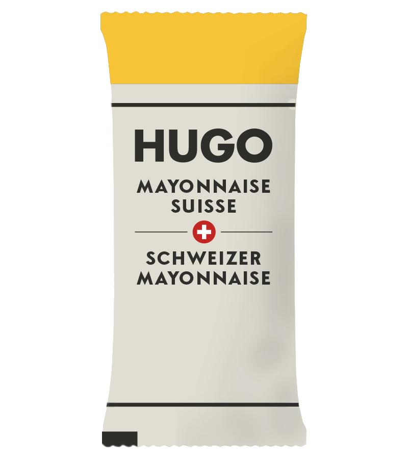 Mayonnaise suisse sachet