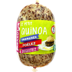 Boudin Quinoa