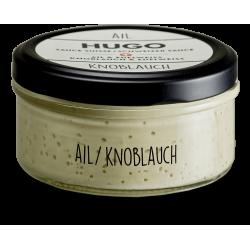 Knoblauch Edelweiss Schweizer Sauce
