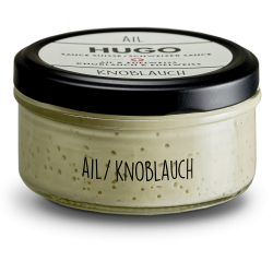 SAUCE SUISSE AIL EDELWEISS