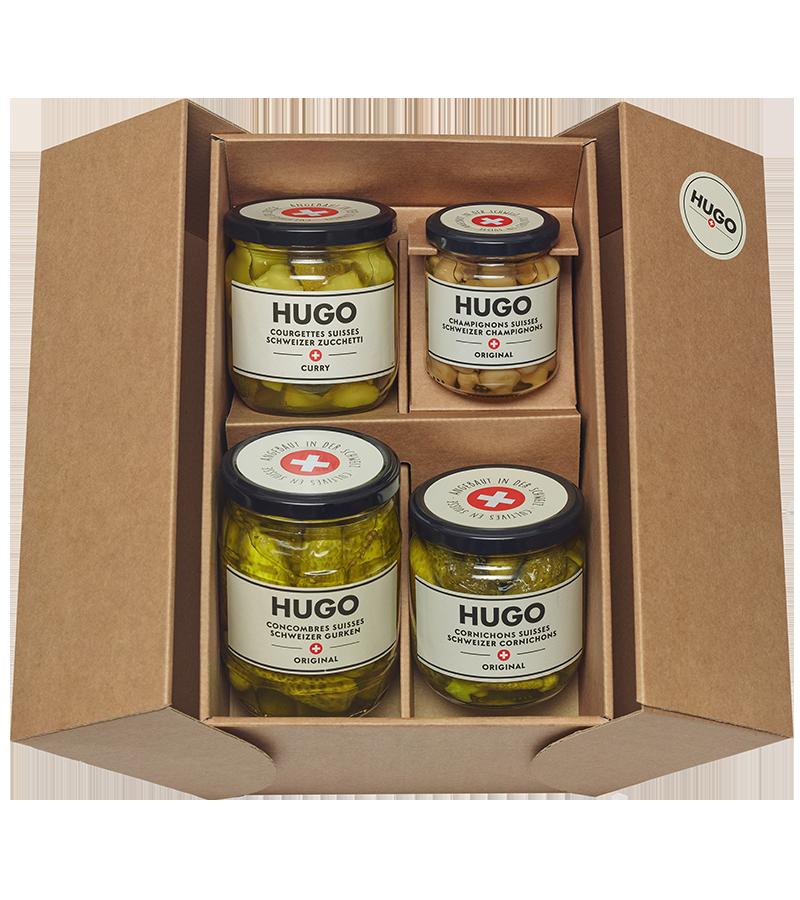 Geschenkbox - Pickles