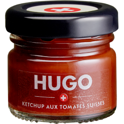 Mini bocal Ketchup HUGO