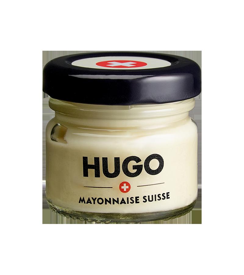 Mini bocal Mayonnaise HUGO