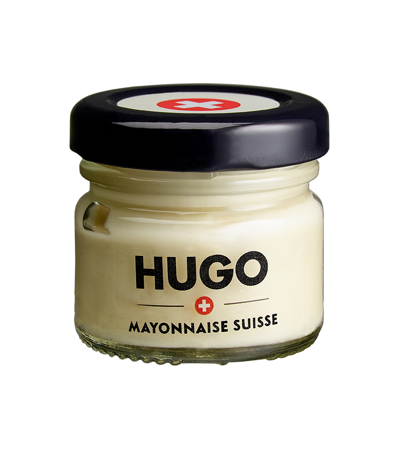 Miniglas HUGO Mayonnaise