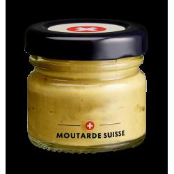 Mini bocal Moutarde HUGO PERSONNALISE
