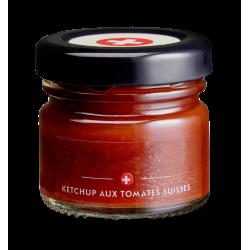 Personalisiertes Mini-Ketchup-Glas