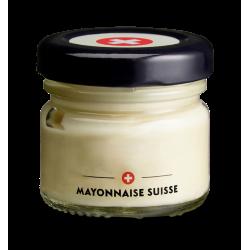 Personalisiertes Mini-Mayonnaise-Glas