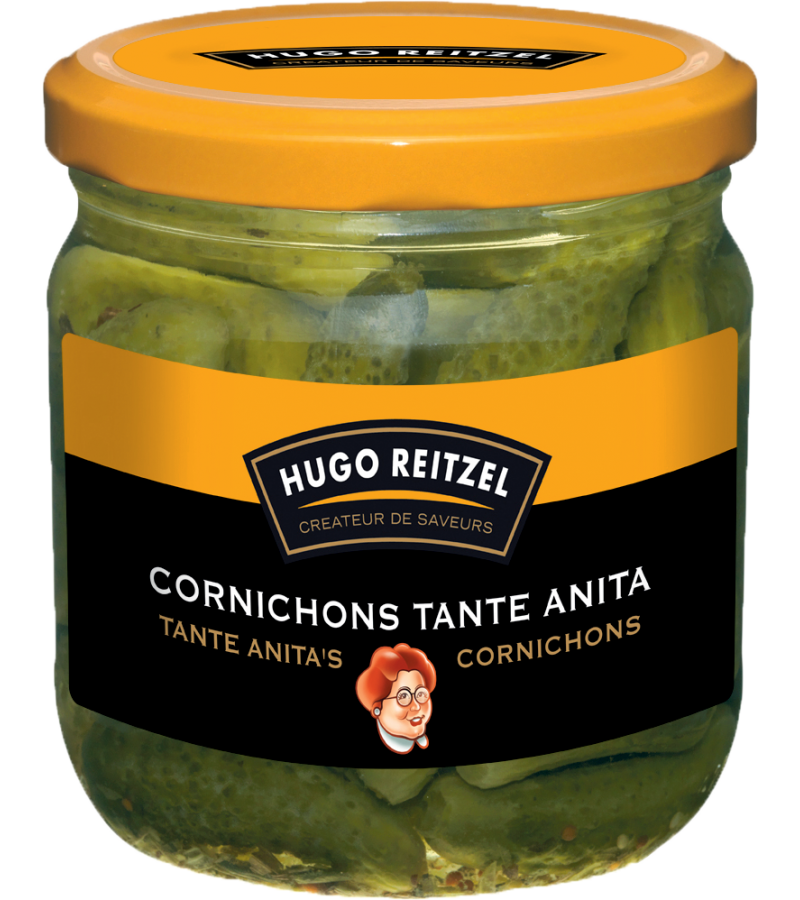 Cornichons Tante Anita