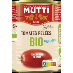 Geschälte Tomaten BIO 400g