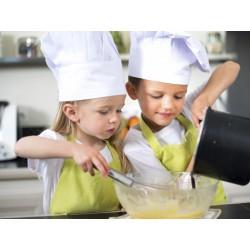 29.09.2021 - Atelier cuisine master mini-chefs hamburger